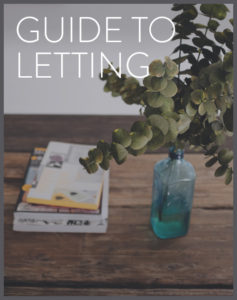 Guide to Letting a property with James Anderson Estate Agents