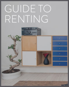Guide to Renting a property with James Anderson Estate Agents