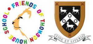 Thomson House School logo and St Pauls School logo