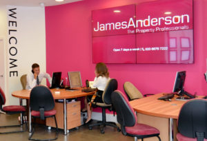 Contact James Anderson